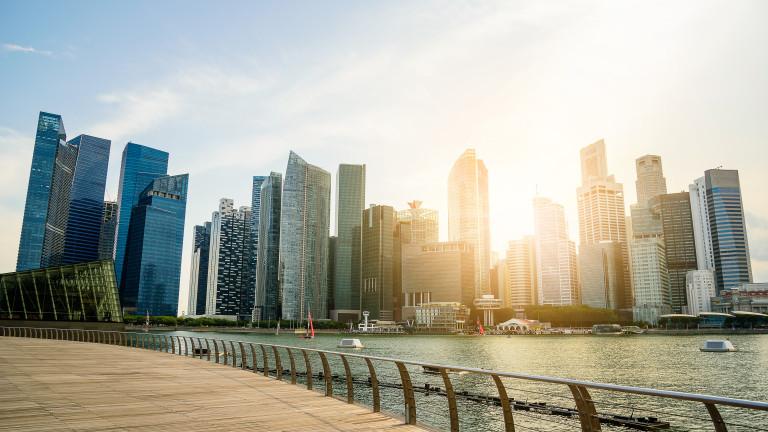 Сингапур тества технологии, които ще позволят на азиатския петролен хъб