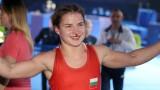 Биляна Дудова спечели сребърен медал на Световното първенство по борба