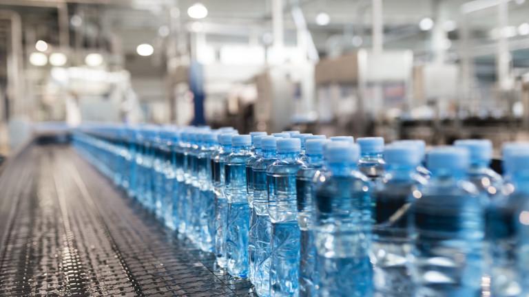 НФСБ напомня за законопроекта си за минералните води