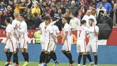 Гонитбата продължава: Севиля се изравни с Барселона на върха в Примера