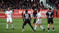 Димитър Рангелов вкара гол за обрат на Енерги до 3:2