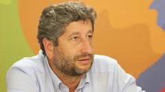 Христо Иванов допуска коалиция с ГЕРБ, но без Борисов