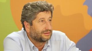 Христо Иванов: Борисов е пудел на корупционния модел на Сарая