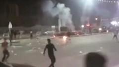 Иранската полиция откри огън по протестиращи