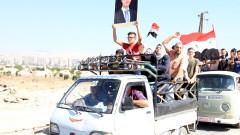 Бунтовниците в Идлиб взривяват мостове, за да възпрепятстват офанзивата на Асад