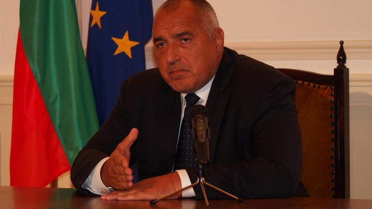 Премиерът оценява като прекрасен диалога с Румен Радев
