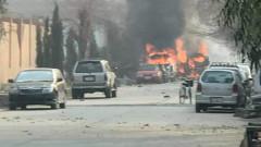 """Атакуват офис на организацията """"Спасете децата"""" в Афганистан"""