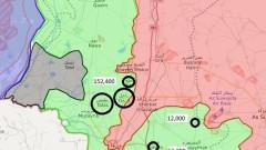 Башар Асад превзе ключов град