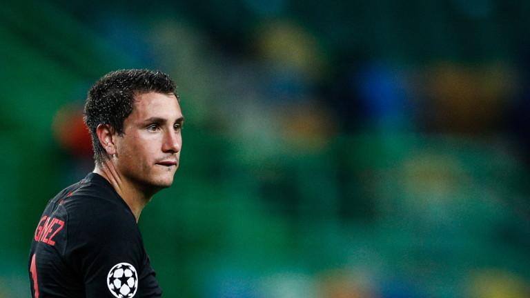 Хосе Хименес преподписа с Атлетико (Мадрид) до 2025 година
