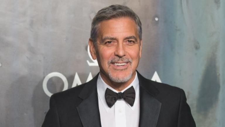 Как Джордж Клуни ще помага на киното