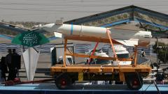Иран с неуспешно изпитание на балистична ракета