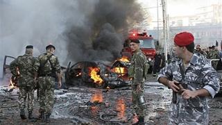 Топ ливански генерал загина при атентат в Бейрут