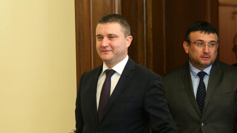 Премиерът Бойко Борисов очаква финансовият министър Владислав Горанов да сеспоразумее