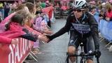 Ригоберто Уран поведе в Обиколката на Италия