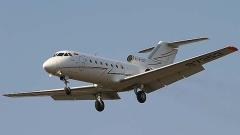 """Ескортират самолет от правителствения авиоотряд на Тато по АМ"""" Тракия"""""""