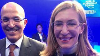 Ангелкова договаря инвестиции със Саудитска Арабия от Давос