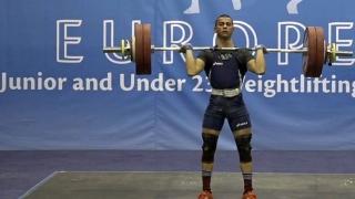Стилян Гроздев донесе медал за България от Европейското първенство по вдигане на тежести