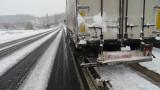 Тежка обстановка по пътищата в Западна България заради снега
