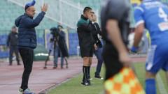 Делио Роси иска поне трима нови в Левски през лятото