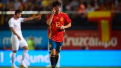 Реал (Мадрид) договори испански национал
