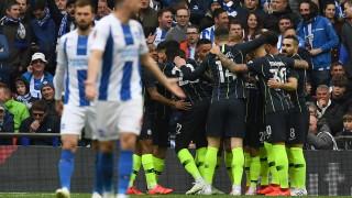 """Без проблеми за Манчестър Сити срещу Брайтън, """"гражданите"""" са на финал за ФА Къп"""