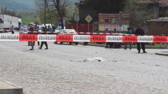 Цигани биха полицаи в Сандански