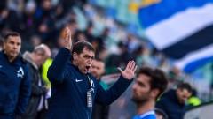 Петър Хубчев ще прави рокади в състава на Левски