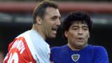 Футболни легенди на Аржентина започнаха съдебни битки срещу данъците в страната