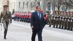 Каракачанов: Най-важната задача сега е да се подготви бюджетът за армията