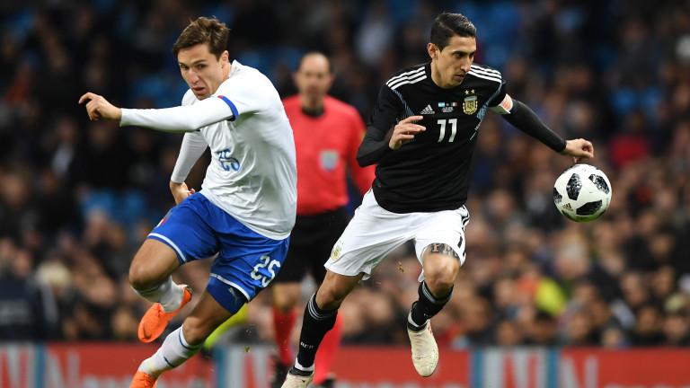 Италия остана без Федерико Киеза за мачовете с Финландия и Лихтенщайн