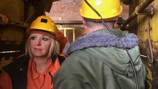 """Подписаха колективния трудов договор с миньорите от """"Оброчище"""""""