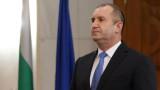 Радев: Борисов да променя Конституцията, като не може да си контролира министрите