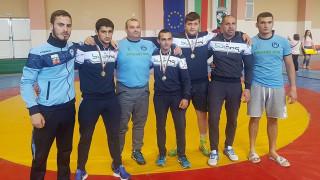 Черноморец зае четвъртото място на Държавния шампионат за юноши по свободна борба