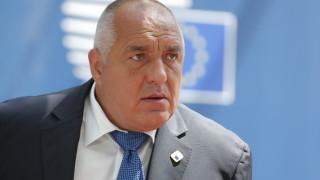 Бойко Борисов не познавал шефа на радиото