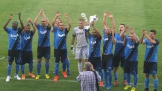 """""""Бистришките тигри"""" влязоха с гръм и трясък в Първа лига!"""