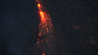 Вулканът Килауеа на Хаваи отново изригва