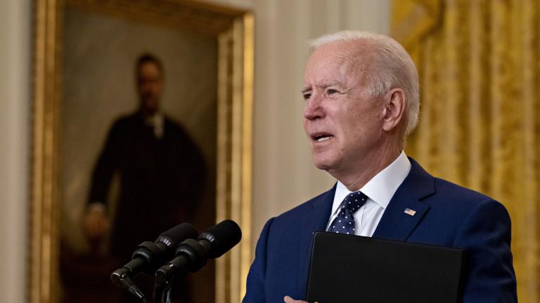 Президентът на САЩ Джо Байдън повтори противопоставянето си на германско-руския