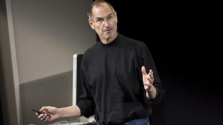 Стив Джобс бе известен с това, че изисква от себе