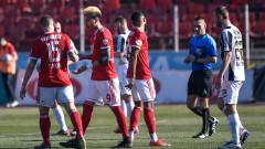 ЦСКА - Локомотив (София), Кайседо вкарва в неофициалния си дебют