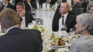 Путин: Говорих с Флин, но не знаех кой е той