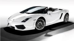 Кабриолетът Lamborghini Gallardo с нови индекси