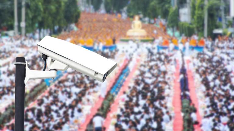 В Китай показаха нова 500MP камера, с която следенето на всеки става детска игра