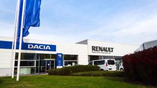 Dacia и Ford възобновиха продукцията си в Румъния