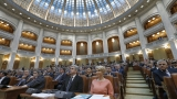 Румъния прие спорен закон, анулиращ доказателства, получени чрез подслушване