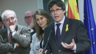 Пучдемон обяви, че за момента остава в Белгия