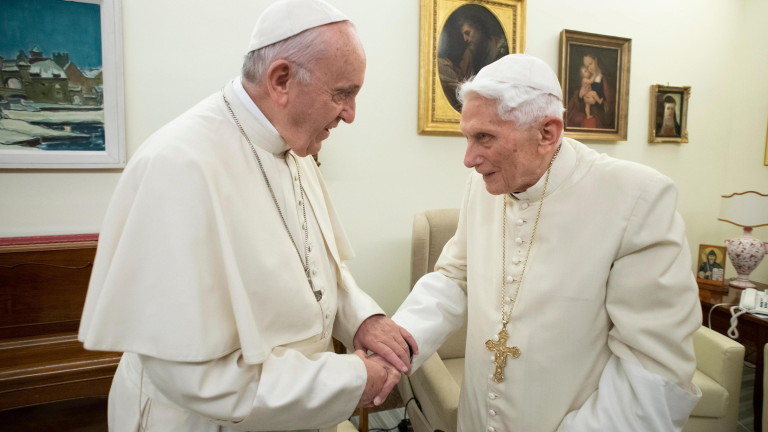 Папа Бенедикт XVI: Сексуалната революция от 60-те е отговорна и за насилието в Църквата
