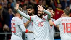 Испания излиза за задължителна победа срещу Иран