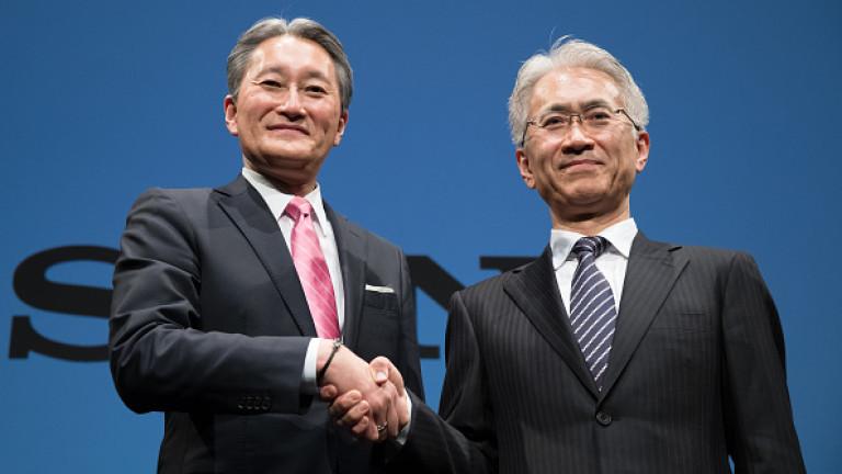 Възраждането на Sony се дължи на тандема Йошида-Хирай