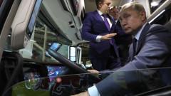 Путин хвали руските оръжейни продажби на фона на санкции