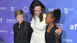 Анджелина Джоли: Захара е изключителна африканска жена